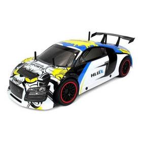Auto Rc Audi R8 Gt Speed Racing 2.4ghz Escala  1:10