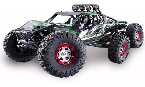 auto rc feiyue camion 6wd 2.4ghz  rc 6x6 ( verde disponible)