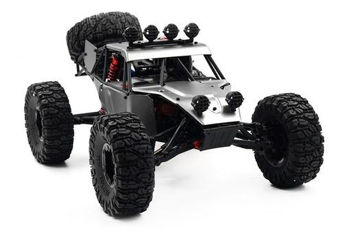 auto rc fy-03h 1/12 4x4 2.4ghz rc buggy 50km/h rojo disponib