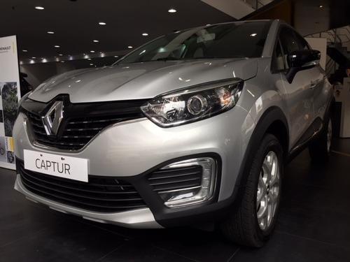 auto renault captur 1.6 life oferta entrega inmedit  2021 os