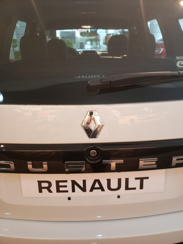 auto renault duster 1.6 ph2 4x2 110cv entrega inmediata    w