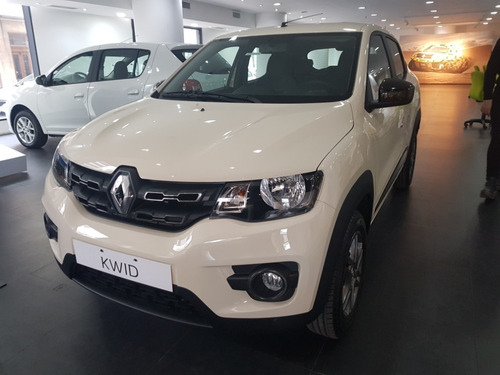 auto renault kwid 1.0 sce 66cv iconic 0km 2020 no up moby  w