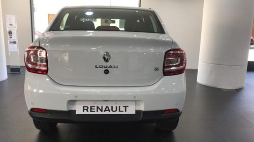 auto renault logan1.6 16 v intens entrega inmediata oferta w