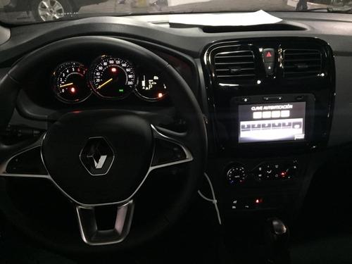auto renault sandero 1.6 16 v  intens manual 2020 min ant  w
