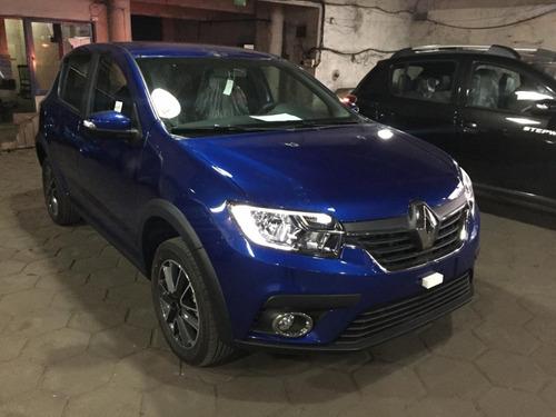 auto renault sandero 1.6 16 v  intens manual 2020 oferta   w