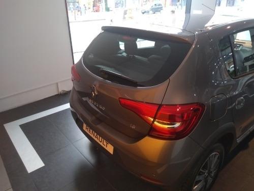 auto renault sandero 1.6 16v linea nueva finan tas 0% fija w