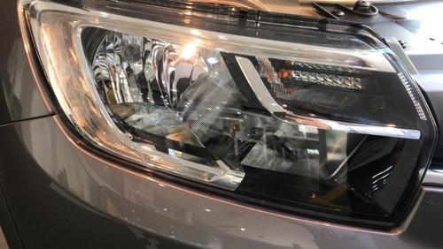 auto renault sandero 1.6 entrega inmediata 7 dias oferta   w