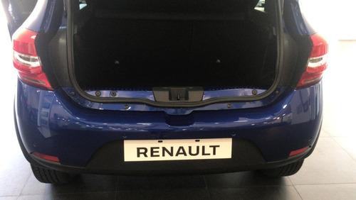 auto renault sandero intens cvt oferta entrega inmediata   w