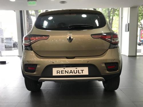 auto renault sandero stepway  0 km  2021  anticipo oferta  e