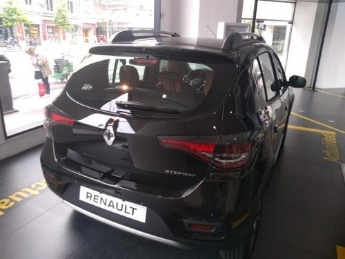 auto renault sandero stepway intens cvt1.6 2020 en oferta  w