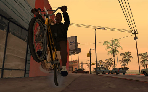 auto: san andreas grand theft
