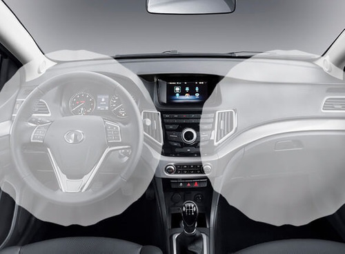 auto sedan c30 great wall. 1.5 60mil km - unico dueño