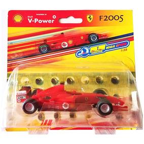 Shell Y Fkc3tlj1 Auto Juguetes Juguete Libre Ferrari En Juegos Mercado rQdCths