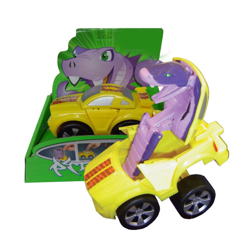 auto snake transformer animal 10 cm juguetes niños
