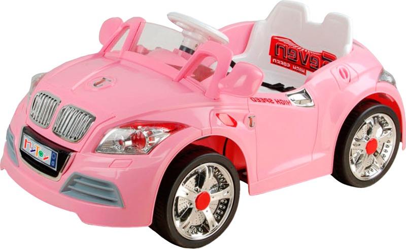 Auto Sport Electrico Rosa Mp3 Control Remoto 8 399 00 En Mercado