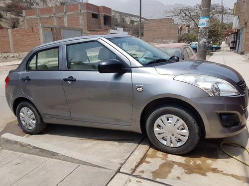 auto suzuki swift dzire sedán 2012 - gasolina y glp
