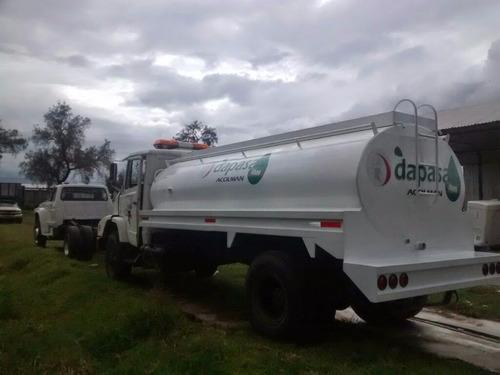 auto tanques para pipas de agua y diésel