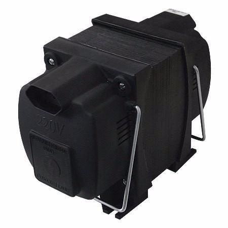 auto transformador 2000va 110v ou 220v  geladeira 490 litros