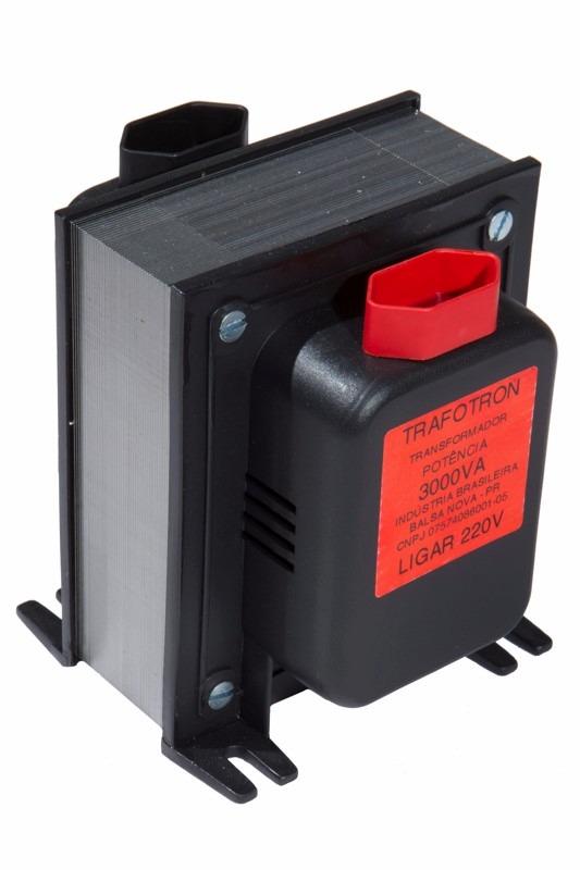 Auto transformador 3000va 110 220 para ar split at - Transformador 220 a 110 ...