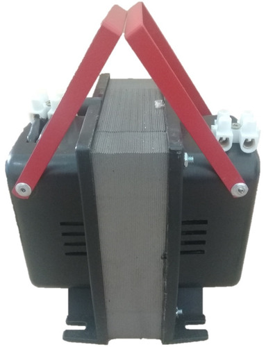 auto transformador bivolt 7000va borne alça metalica