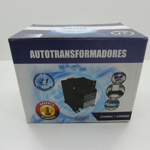 auto transformador bivolt 750va (500w) energia 110v 220v