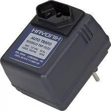 auto transformador hayonik 220/127vac 50va trp 5022 preto