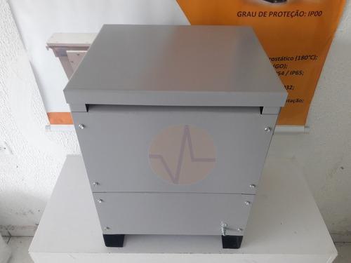 auto transformador trifásico 10kva 380/220v