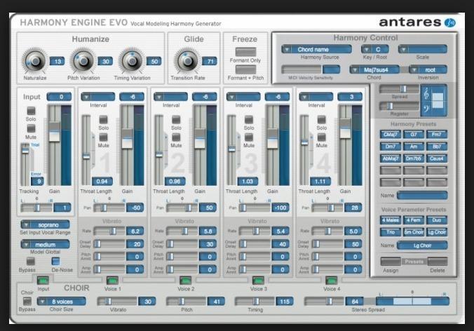 Auto Tune 7 + Avox Mac Aax Vst Component 32/64 Bits Download