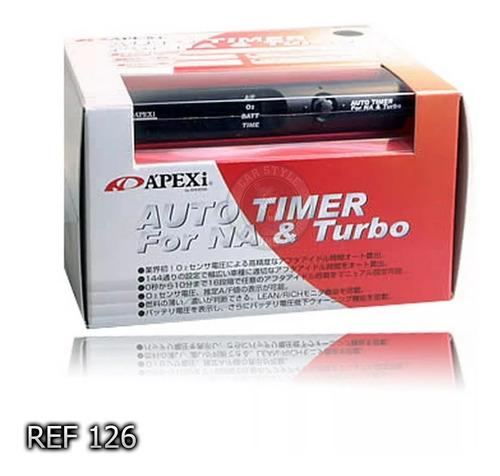 auto turbo timer marca apexi