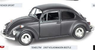 auto volkswagen beetle 1967 coleccion