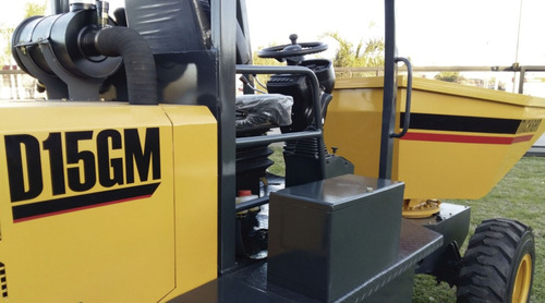 auto volquete dumper michigan d15gm precio final