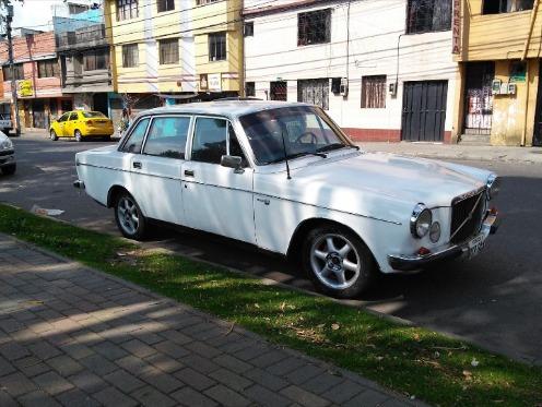 auto volvo 164 modelo 1972, $5400 negociables!