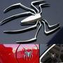Sticker 3d ,spider,mariposa,geco,libelula,tiburon,escorpion.