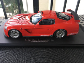 Autoart 1/18 80420 Dodge Viper Competition Coupe Plain Body