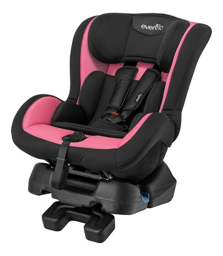 autoasiento bebe evenflo reclinable arnes 5 puntos