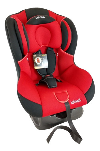 autoasiento bebe infanti reclinable hb 03 funda lavable
