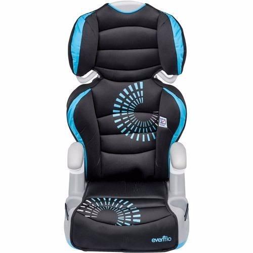 Autoasiento silla para carro booster evenflo para ni o for Silla para ninos carro