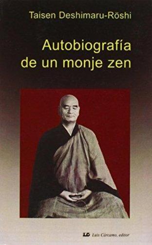 autobiografía de un monje zen, taisen deshimaru, cárcamo