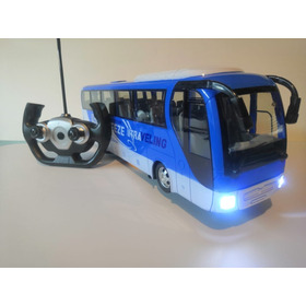Autobus A Escala Inalambrico 1:32 Man Lion Coach