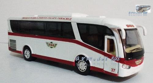 autobús bus escala 1/65 irizar pb ado retro