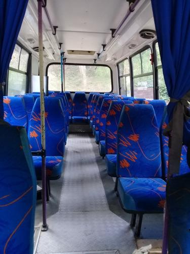autobus chevrolet npr 2010