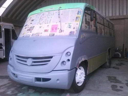 autobus cortito mercedes benz reco de 29 altos en tela super