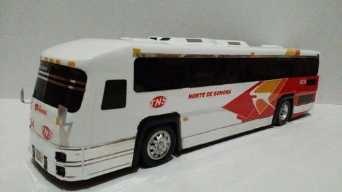 autobus dina dorado norte de sonora esc. 1:43