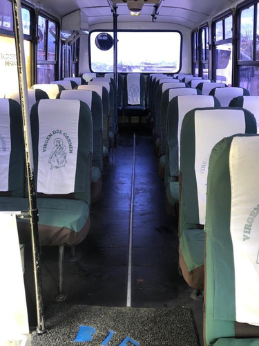 autobus encava e-nt610 año 2011  impecable