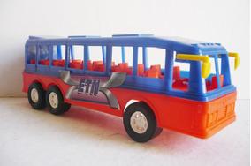Juguete Camion Etn Foraneo Pasajeros Autobus Escala De 0k8nOXPw