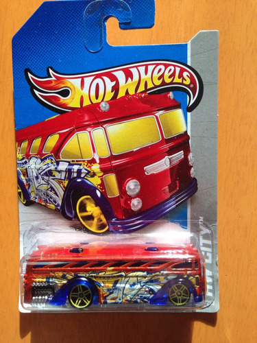 autobus hotwheels surf's up bus