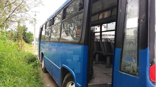 autobus international 2001 motor mercedes mecanico