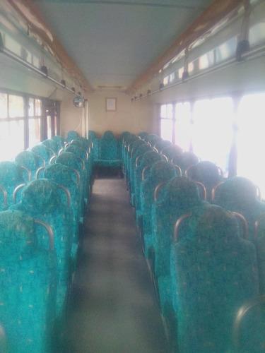 autobús, international 2006, 6 cilindros y factura original
