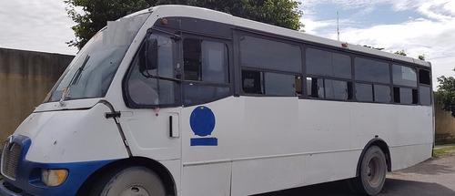 autobus international eurocar mediano 2004 - 5 velocidades
