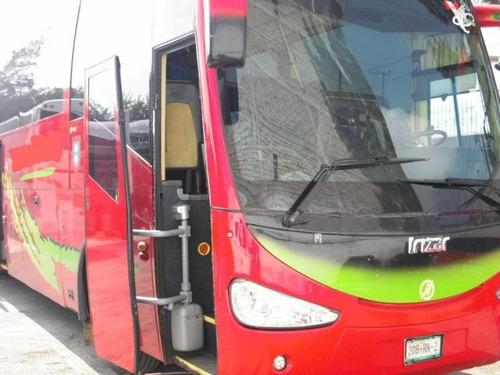 autobus irizar century 2 puertas 47 lugares y baño aire